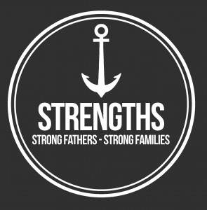 Strengths Logo white on black jpg